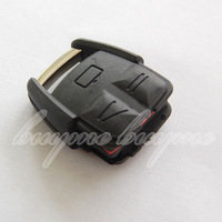 Freeshipping 2pcs/lot  New3 BUTTONS REMOTE KEY FOB CASE SHELL for VAUXHALL OPEL VECTRA ASTRA ZAFIRA