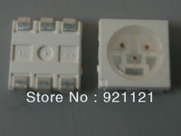 wholesale 1000pcs led lamp led 0.2W TOP 5050SMD RGB led full color 5050RGB 2 year warranty