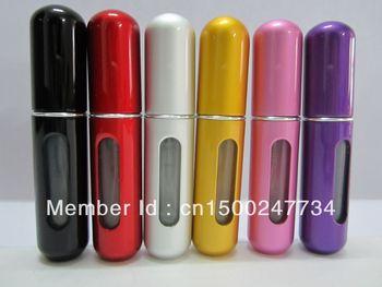 Cheapest price for mini spray bottles scent bottles perfume sprayer 300pcs/lot wholesale
