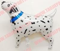 Free Shipping dalmatian Helium Balloons,foil balloons,dogs balloon