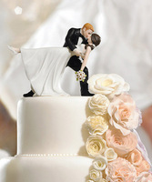 Romance Dancing Wedding Cake Toppers
