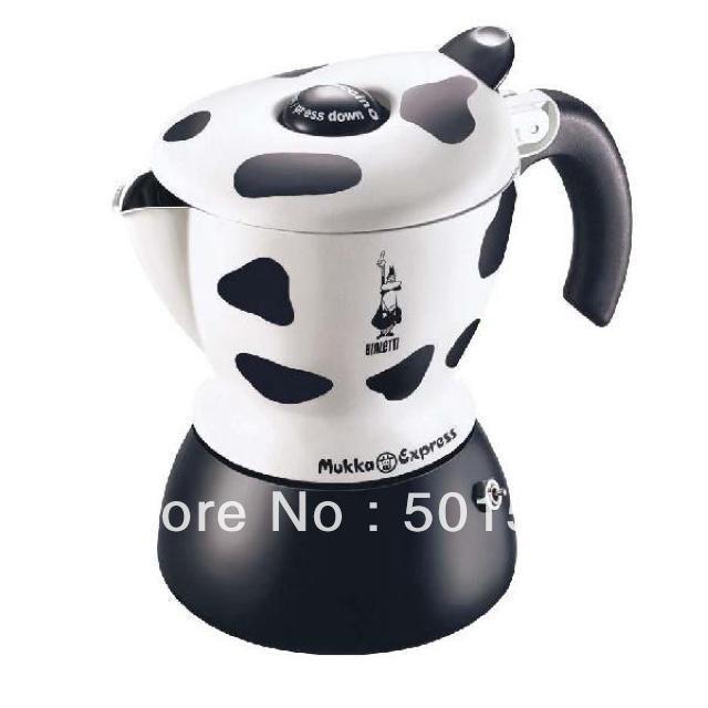 Moka Pot Crema Crema Espresso Coffee Pot