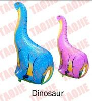 Free Shipping dinosaur Helium Balloons,foil balloons