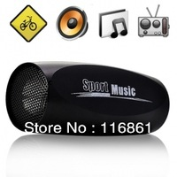 Mini HiFi Loudspeaker MP3 Player(8 GB Micro SD card included)