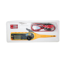 Hot sale Multi-function Automobile Power Electric Circuit Tester 0-380Volt multimeter+lamp+probe+Light free shipping
