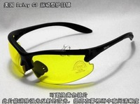 Mnes Sports UV400 Goggle with 4pairs of changed lenses Free shipping 2pcs