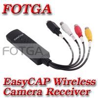 Easy CAP USB Record VCR VHS Video to PC AV S-video DVD USB 2.0 capture adapter