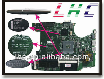 for dell E5420 motherboard  laptop motherboard for dell  intel integrate and fully tested well
