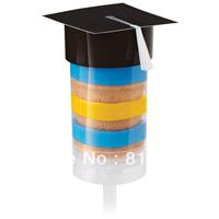 NEW and HOT ! Graduation Hat Treat Pop wholesale BPA free
