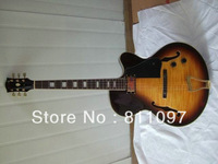 The electric guitar jazz piano thick body Hua Lao