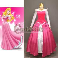 Cheap Custom-made Adult sleeping beauty dress Parks Version costume