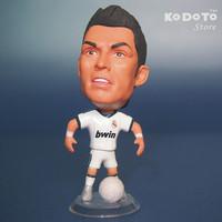 C.RONALDO 7# (RM) Football Star Doll (2012-2013),Soccer Figures,C.Ronaldo Football Figures