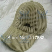 Free shipping: Outdoor camping supplies sun hat breathable baseball cap beach cap sunbonnet sun-shading quick-drying cap