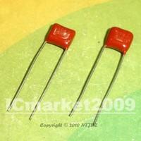 100 PCS CBB 104J 100V 104 100V 104 0.1uF 100V 100nF 100V Polypropylene Capacitors NEW