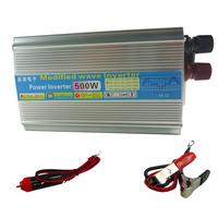 power car inverter 24v 220v 500w power  inverter  free shipping