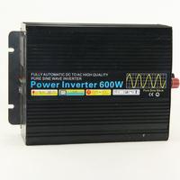 Pure sine wave inverter 24v 220v 600w  power supply off inverter free shipping