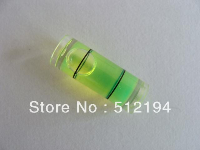 ACRYLIC Cylinder bubble level vial tube bubble level(China (Mainland))