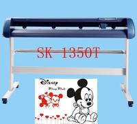 Free shipping ,Seiki brand vinyl cutter plotter-SK-1350T