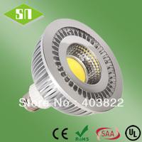 free shipping 16w  E26 cob ce rohs saa ul led spotlight par38