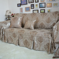 Classical fashion coffee home sofa gremial sofa towel sofa cover sofa set customize measurement