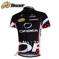 Wholesale ORBEA Short Sleeve Cycling Jerseys/Cycling Wear/Clothing 3 colors add my store to your storelist