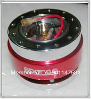 Steering wheel quick release momo adapter