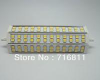 100% Guaranteed 2pcs/lot 2years warranty CE&Rohs 189mm R7S 15W LED Bulb hot sale!