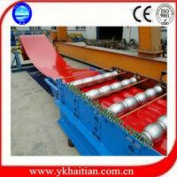Corrugated Roof Tile Sheet Roller Making Machine