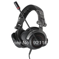 HOT SALES! Free shipping Somic E-95 V2010 E95 5.1 USB with Mic stereo headset Gaming Headset
