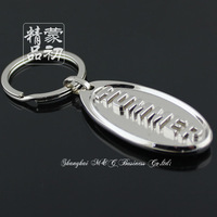 free shipping 5pcs Humvees 3d cutout series car emblem keychain key ring key chain 4s gift 1