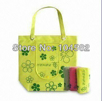 promotional  foldable  non woven shopping bag
