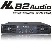 High quality b2audio ca10 amplifier high power amplifier lower power amplifier