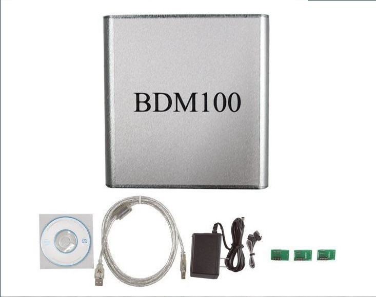 2pcs/lot Best tool --- BDM 100 ECU PROGRAMMER BDM100 ECU Remap Flasher Chip Tuning Programmer Tool(China (Mainland))