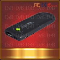 2013 New! Mini PC MK809 II Android 4.1.1 HDMI Stick RK3066 1.6GHz Cortex A9 Dual core 1GB RAM 8GB Bluetooth 3D Android TV Box