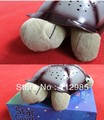 Tortoise Led Lamp Timmy Sea Turtle Light Sleep Projecting Lamp Toys TV Star Guide Light with retail box Free Shipping(China (Mainland))