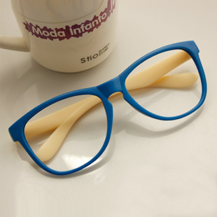 Scrub quality big box glasses frame fashion eyeglasses frame vintage eye box female glasses