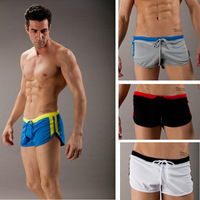 1pcs WJ mens Board shorts underwear boxer brief sexy sports wear baseball free shipping discount beach pants basketball wear