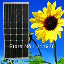 cheap solar panel 130w