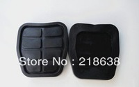 Vw santana 99 and  06 year clutch pedal pads+ brake pedal leather + slip-resistant +pedal leather