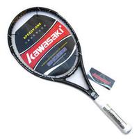 Free shipping High quality KAWASAKI aeolus 900 carbon fiber tennis racket woven