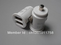 Morden and innotive In Car charger -Supports iPad,ipod,iPhone and MP3/MP4 players,smart mobile phones.