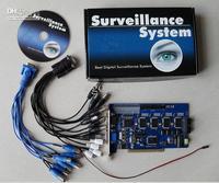 16CH GV Card, GV-800 V8.3.3 GV DVR Board, GV800 (V8.3.3) CCTV GV DVR Card egomall