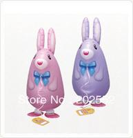 Free shipping Bunny Walking pet balloons,50 pcs/Lot