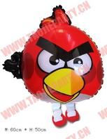 Free shipping bird Walking pet balloons,50 pcs/Lot