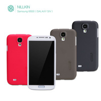 original Nillkin brand case Super shield case For SAMSUNG (GALAXY S4) I9500 with screen protector
