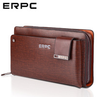 2013 man bag male clutch men's cowhide clutch bag business casual day clutch male