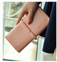 Free shipping hot sale lady leather wallet, wallet women ,leather purse,1pce wholesale, quality guarantee , TB-020