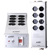 Free shipping Hi-End Audio Power Purifier Filter European SOCKET ,Mistral Power Filter, AC power filter Schuko Socket  230V