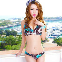 Free Shipping Wholesale Swimsuit 2013 New Bikini Fashion Swimwear Beachwear for Women Bathing Suits