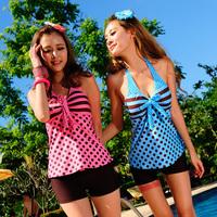 lady ON SALE Bikinis pink & blue Swimwear women swimsuit  Sexy for Women Free shipping beachwear